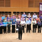 Lauderdale Community Choir at Glasgow Music Festival 2011