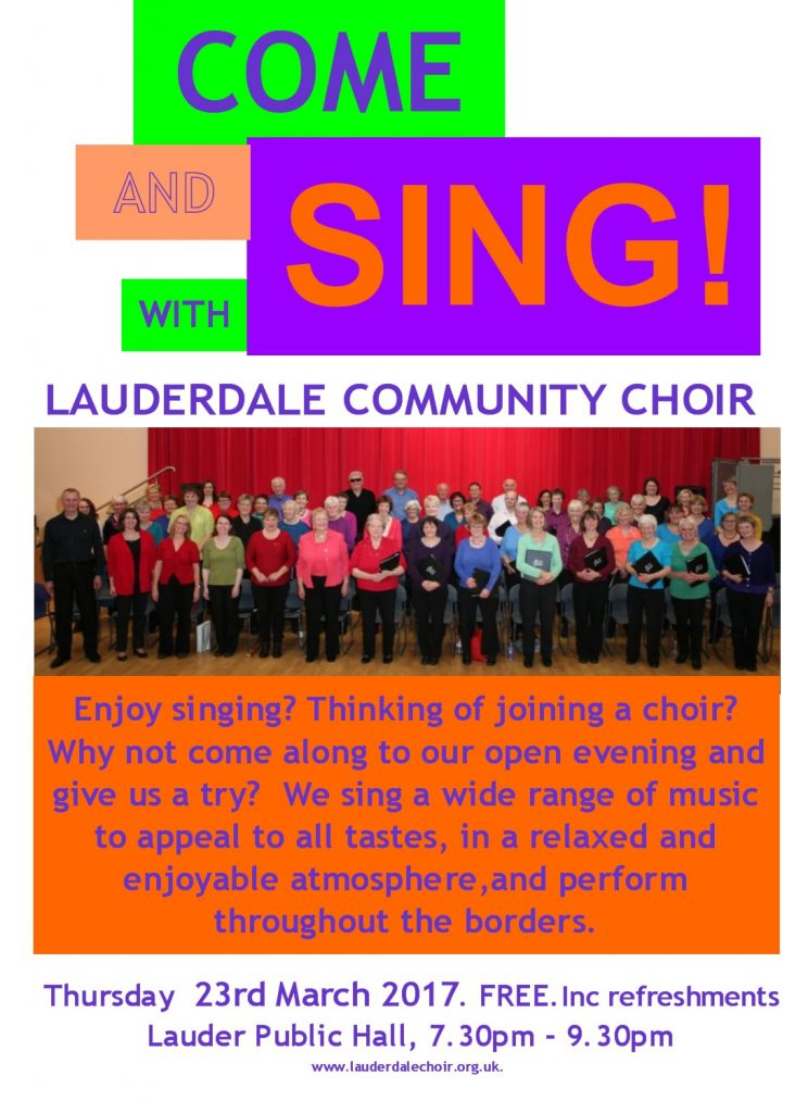 come and sing4